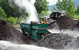 kompost-absieben